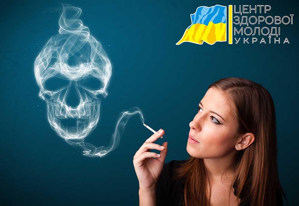 Характеристика нікотинової залежності